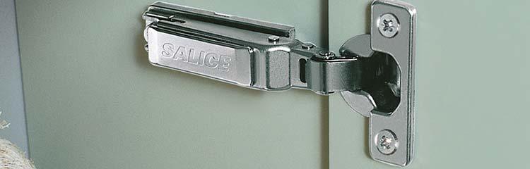 Hængsler med ø 26 mm boring