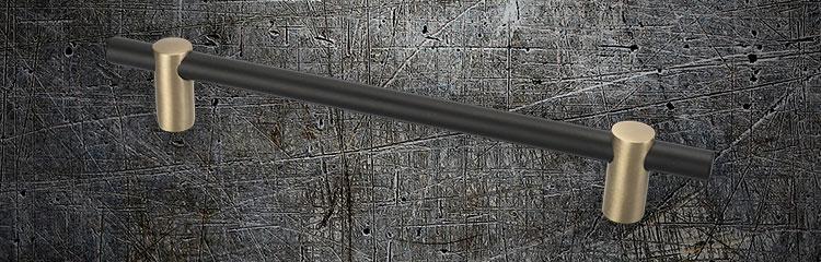 Køkkengreb og Møbelknopper af Aluminium